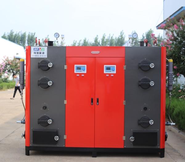 600kg生物质蒸汽发生器
